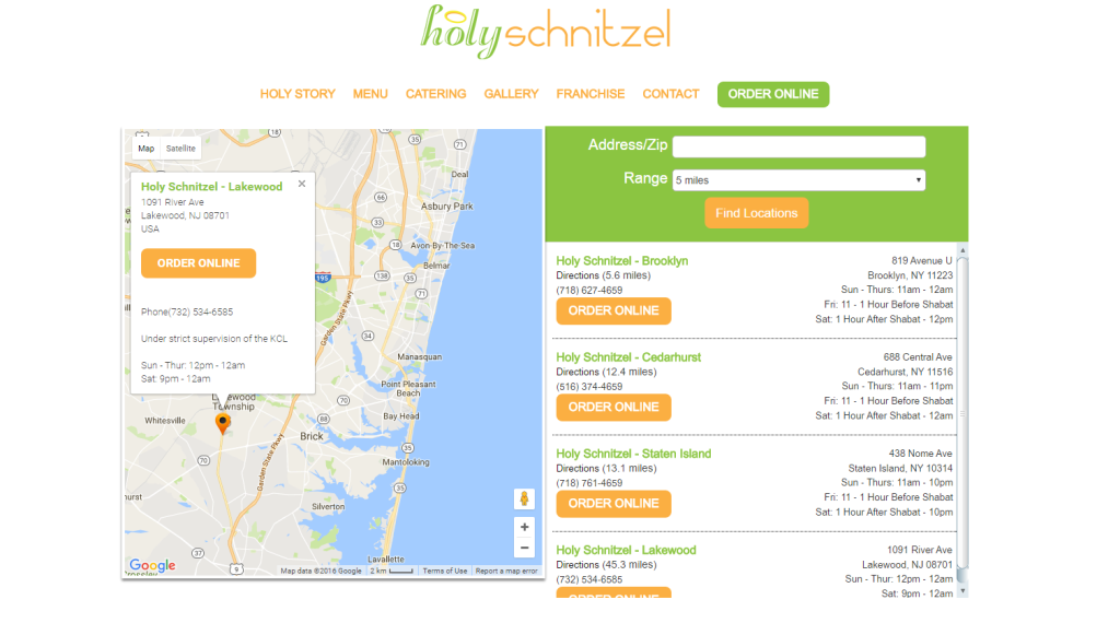 holy-finder-main-screen