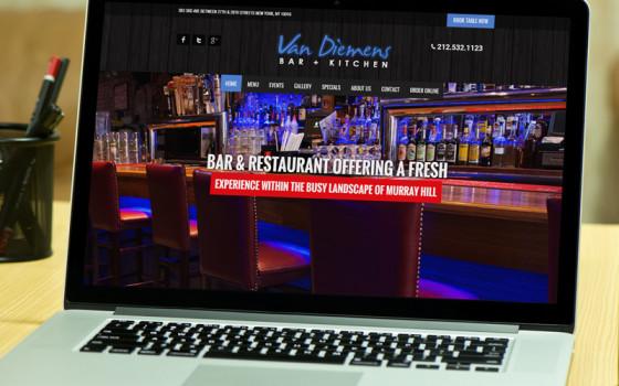 Van Diemens Bar & Kitchen
